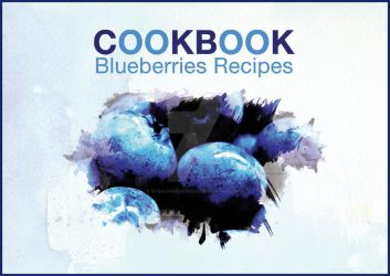 Cookbook cover by rosalindharrison