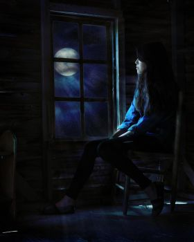 Moonlit by musicity