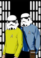 Away Team Incognito by SixPixeldesign