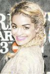 Rita Ora 2 by cherrymidnight