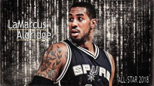Lamarcus Aldridge ! by AYGBMN