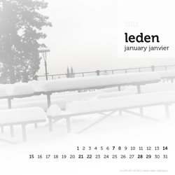 leden.. a jedem by xapU7
