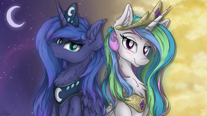 Royal Portraits (Background) v.2.0 by Check3256