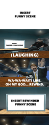Viewer Laughing At What by edogg8181804