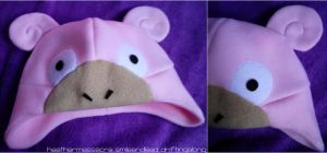 Slowpoke Hat by SmileAndLead