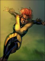 Wolfbane COLOR by vest