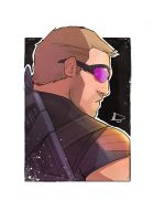 HawkEye by Future-Infinity