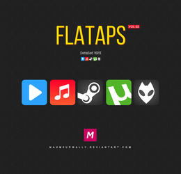 Flataps VOL02 by Mahm0udWally