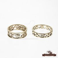 Wedding ring 5.2 by AtelierDesChimeres