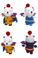 Moogle Mime by SiverCat