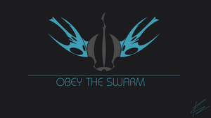 Obey The Swarm Simple by SPltFYre