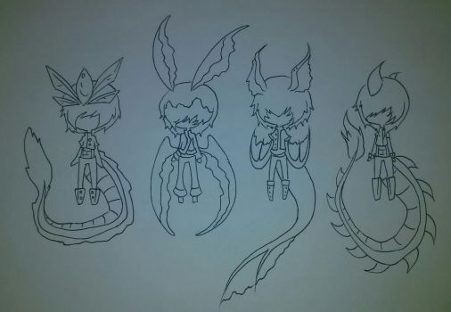 Egg Adopts Hatched by TheSwimmingPlant