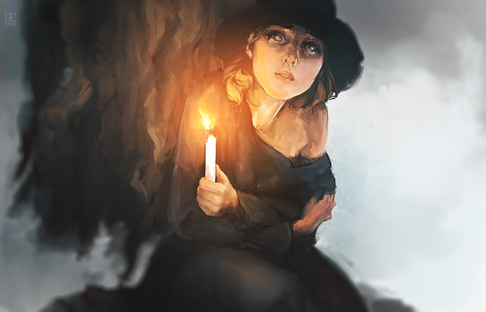 My candle - over ver. by mrmichaelissebastian