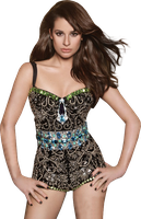 Lea Michele png 6 by VelvetHorse