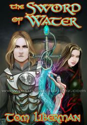 The Sword  of water by Raro666