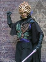 Darth Bane test fitting, 2008a by TheCloneEmperor