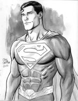 Superman by craigcermak