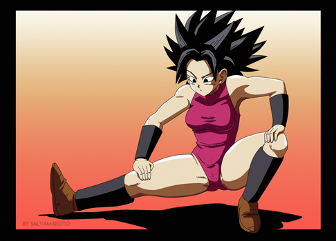 my version of CAULIFLA by salvamakoto