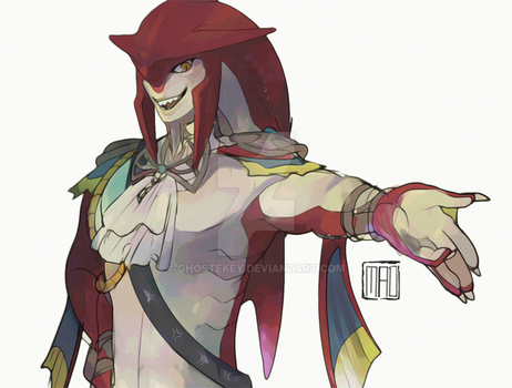 Prince Sidon by GhosteKey