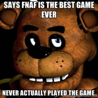 Most of the FNAF fandom XD by TheUnlikelyHuman