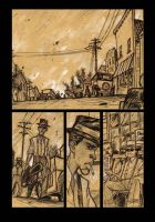 THE CROSSROAD - test page 1 2012 by DenisM79