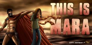 This is Mara by Bluthan