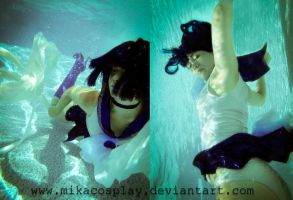 ::Sous l'eau:: by Mikacosplay