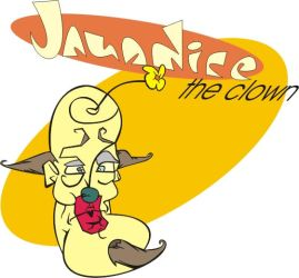 Jaundice the Clown by doncroswhite
