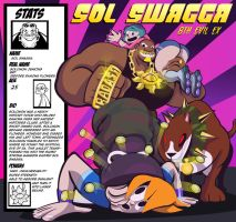SOL SWAGGA by chriscrazyhouse