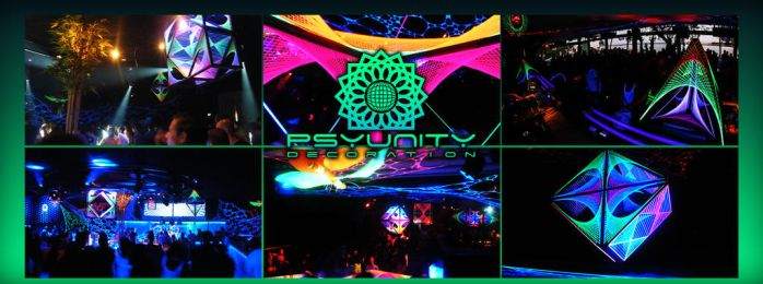 Psyunity Decor Timeline Official Logo by ArtOfZad