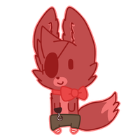 Da Sticker Series #1 Bowties for a pirate by Cookie-and-her-foxes
