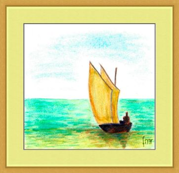 Small Boat by fmr0