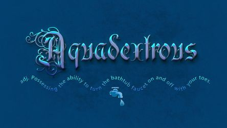 Aquadextrous by verlion-sight