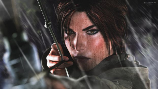 RISE OF THE TOMB RAIDER - Focused by MartimMonteiro