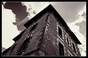 Old hotel from Saint Honores 2 by dc58