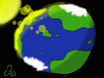 Happy Earth Day by shinyumbreon37