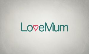 LoveMum logo by forty-winks