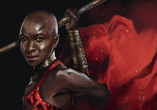 Okoye by perditionxroad