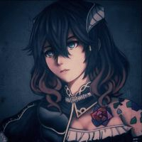 Bloodstained: Ritual of the Night - Miriam by FixelCat
