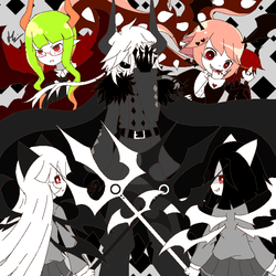 The Devils by Haxus-kun