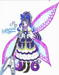 THFC - Catherine by Winter-Colorful