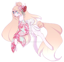 Theme Adopt 3 - Cherry Blossoms - [CLOSED] by peaceouttopizza23