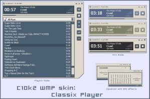 Classix Player for WMP by iron2000