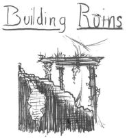 Building Ruins by LCVII