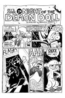 Demon Doll page 1 by BrendaHickey