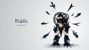 Riddle 'the Oracle' by ChasingArtwork