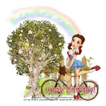 PUT Dorothy by CreativeDesignOutlet