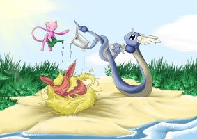 Beachtime by Fucal