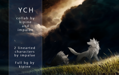 YCH collab with impalae! [Auction] by Kipine