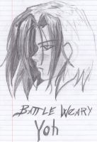 Battle Weary Yoh by PassiveIre